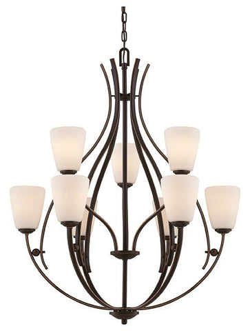 Quoizel QZ/CHANTILLY9 Chantilly 9Lt Chandelier