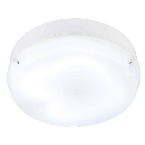 Saxby 43803 Pluto 280mm round flush HF IP65 28W