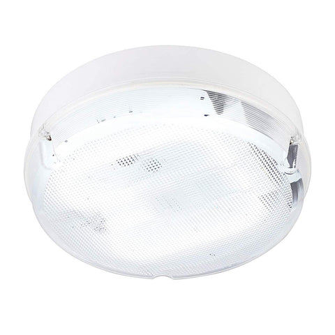 Saxby 44860 Pluto 280mm round flush HF IP65 28W