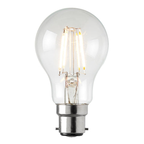 Saxby 69011 B22 LED filament GLS 4.3W