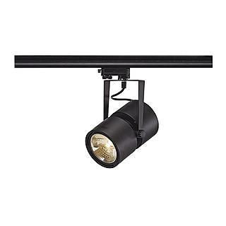 SLV 153430 EURO SPOT QRB111 incl. 3P.-Adapter black