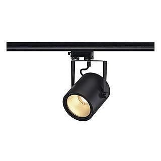 SLV 153490 EURO SPOT LED DISK 800 incl. 3P.-Adapter black