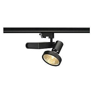 SLV 153660 SLEEK G12 spot black 70W incl. 48° reflector incl. 3P.-Adapter
