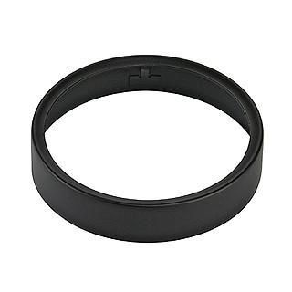 SLV 153670 Deco ring for SLEEK G12 spot black