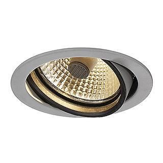 SLV 162154 BERET G12 downlight silvergrey-SLV-DC Lighting Ltd