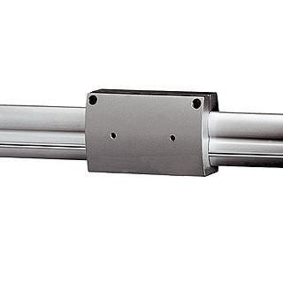 SLV 184172 Insulated longitudinal coupler for EASYTEC II silvergrey-SLV-DC Lighting Ltd