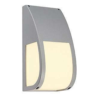 SLV 227174 KERAS ELT wall lamp silvergrey-DC Lighting Ltd