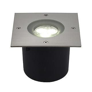 SLV 227421 WETSY POWER LED square 3W white-SLV-DC Lighting Ltd