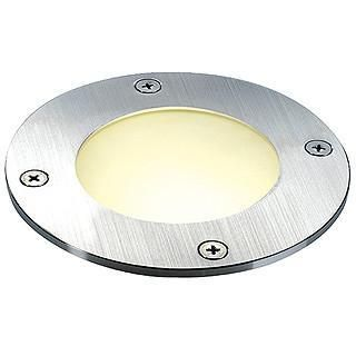 SLV 227485 WETSY outdoor lamp round cover and window GX53 max. 9W-DC Lighting Ltd