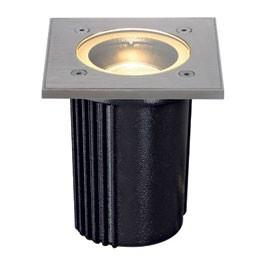 SLV 228424 DASAR EXACT MR16 square ground recessed lamp-SLV-DC Lighting Ltd