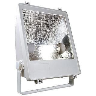 SLV 229012 SXL 400W outdoor HQI floodlight silvergrey-DC Lighting Ltd