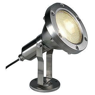 SLV 229100 NAUTILUS PAR38 stainless steel-SLV-DC Lighting Ltd