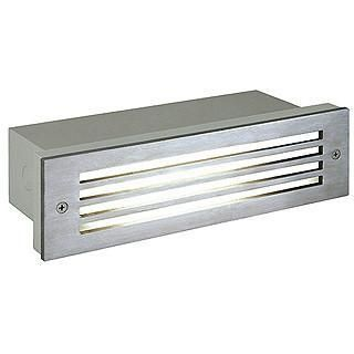 SLV 229250 BRICK MESH recessed lamp with diffuser pane G23-DC Lighting Ltd