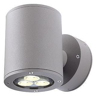SLV 230364 SITRA WALL up/down wall lamp stone grey-DC Lighting Ltd