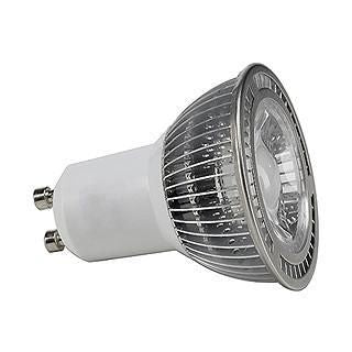 SLV 551321 GU10 LED 5W white 30° not dimmable-SLV-DC Lighting Ltd
