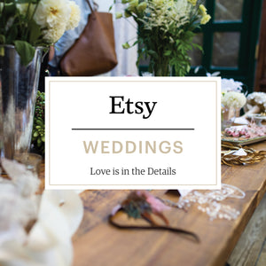 Etsy Love is in the Details Event
