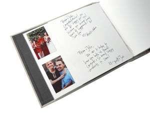 instax mini photo guestbooks