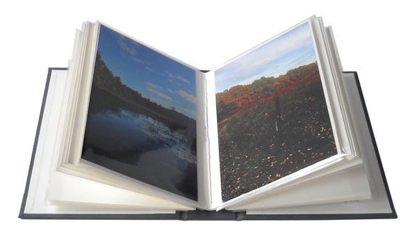 personalized photo album (4x6) - 48 photos