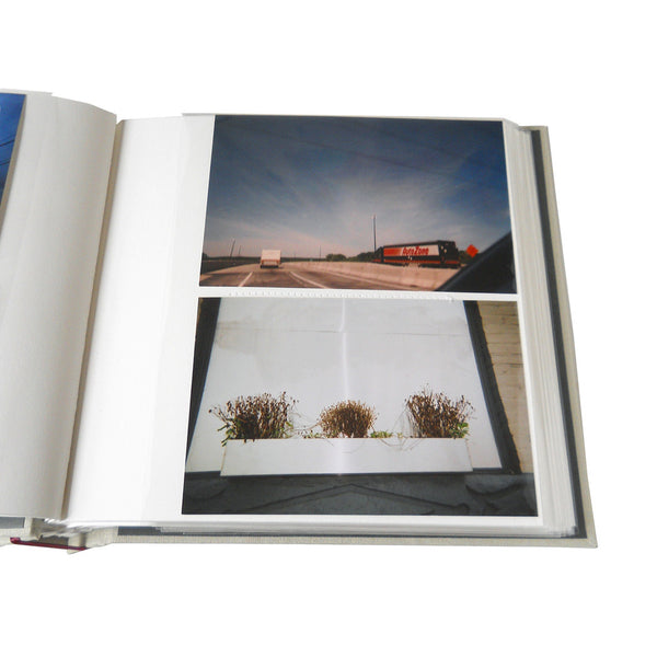 slip in style photo album with 2 photos per page