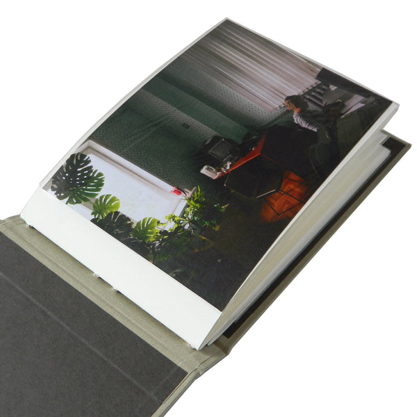 personalized photo album (5x7 photos) - 1 per page