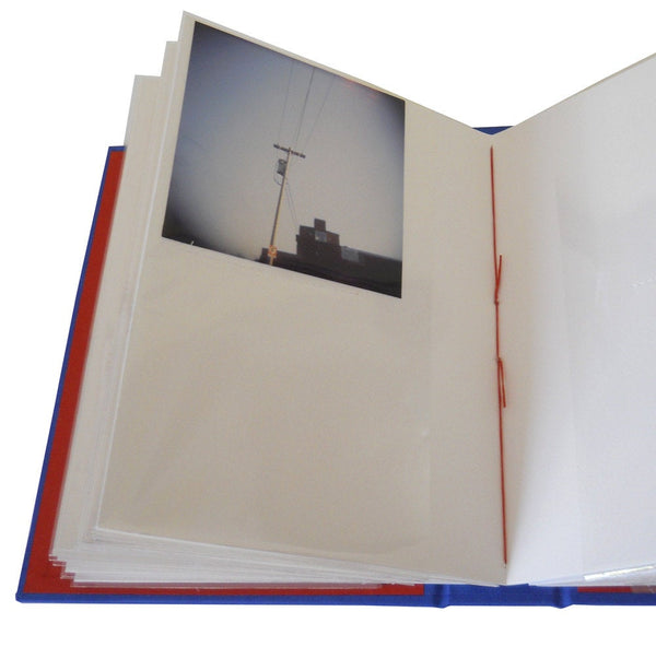 personalized medium format photo album