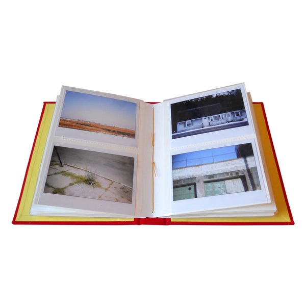 custom instax wide photo album - 48 photos