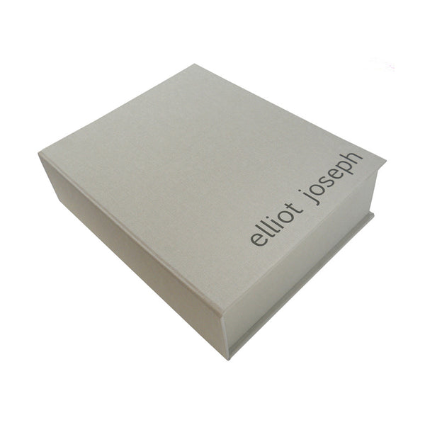 two tone personalized keepsake box (10x8x2.5)