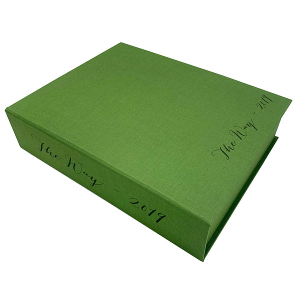 personalized keepsake box (11.5x9x2.5) with spine printing