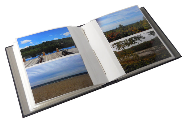 personalized photo album (4x6 photos) - 2 photos per page