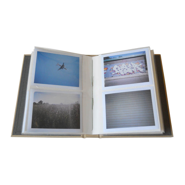custom polaroid type 100 photo album - 48 photos