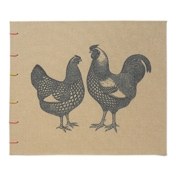 rooster & hen book