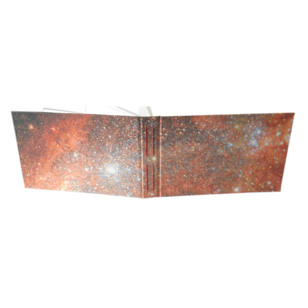 4x6 photo album with supernova image