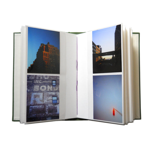 custom photo album for polaroid zinc 340 film