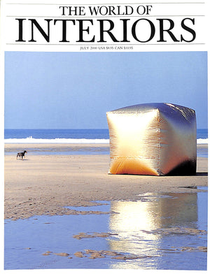 The World of Interiors July 2000