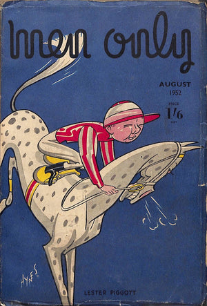 Men Only: August 1952