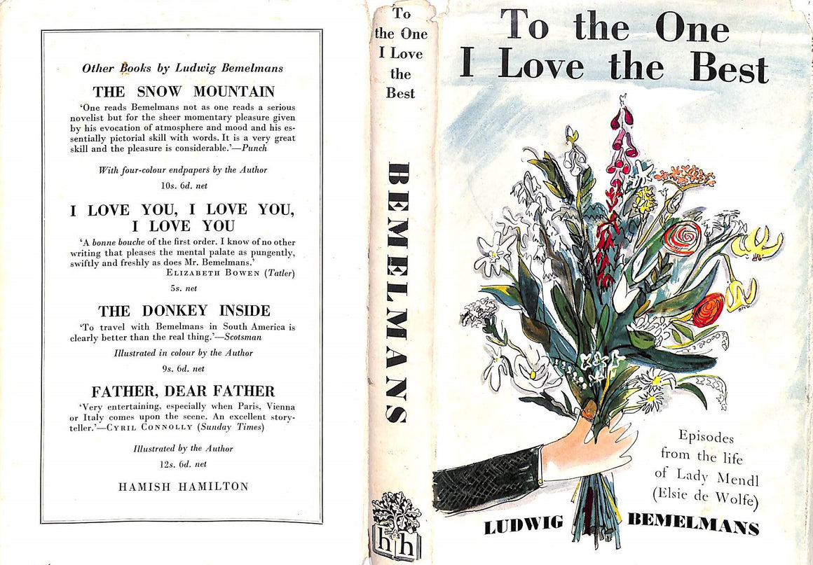 """To The One I Love The Best"" Bemelmans, Ludwig"