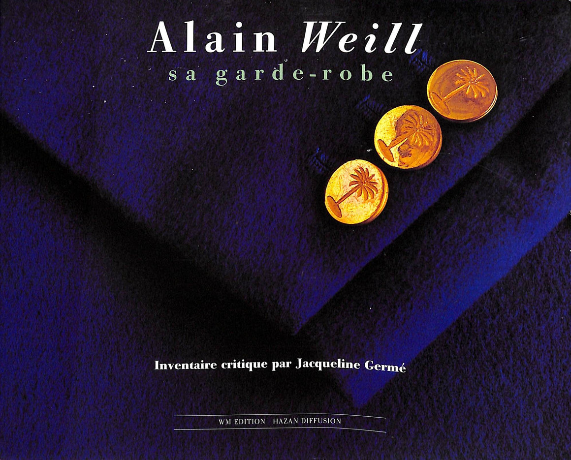 """Alain Weill sa Garde-Robe"" 1989 by Germe, Jacqueline"