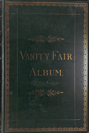 """The Vanity Fair Album A Show of Sovereigns, Statesman, Judges, & Men of The Day Vol V"" JEHU Junior"