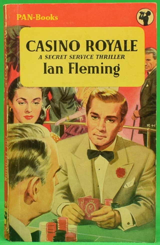 """Casino Royale: A Secret Service Thriller"" 1955 FLEMING, Ian (SOLD)"
