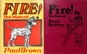 """Fire! The Mascot"" Brown, Paul"