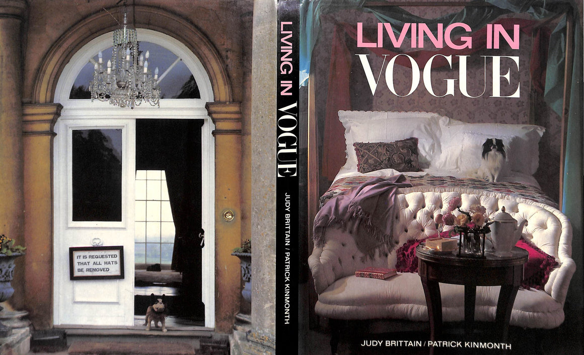 """Living in Vogue"" Judy Brittain and Patrick Kinmonth"