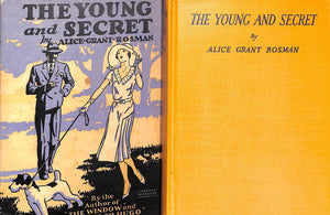 """The Young and Secret"" Alice Grant Rosman"