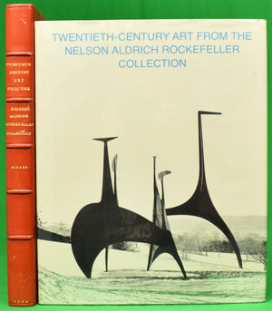 """Twentieth-Century Art from the Nelson Aldrich Rockefeller Collection"" 1969"