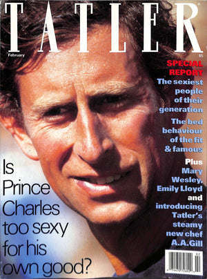 Tatler Volume 287 Number 2 February 1992