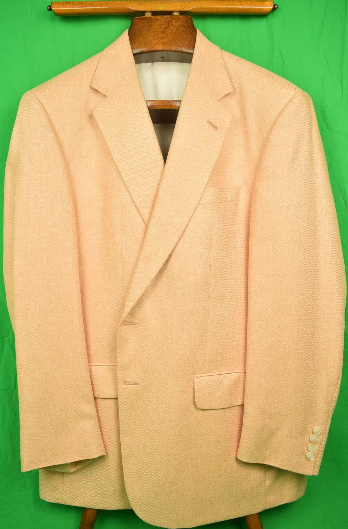 Maus & Hoffman Worth Ave Palm Beach Cocktail Blazer Sz: 44R