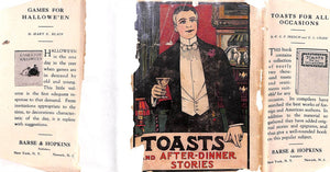 """Toasts and After-Dinner Stories"""