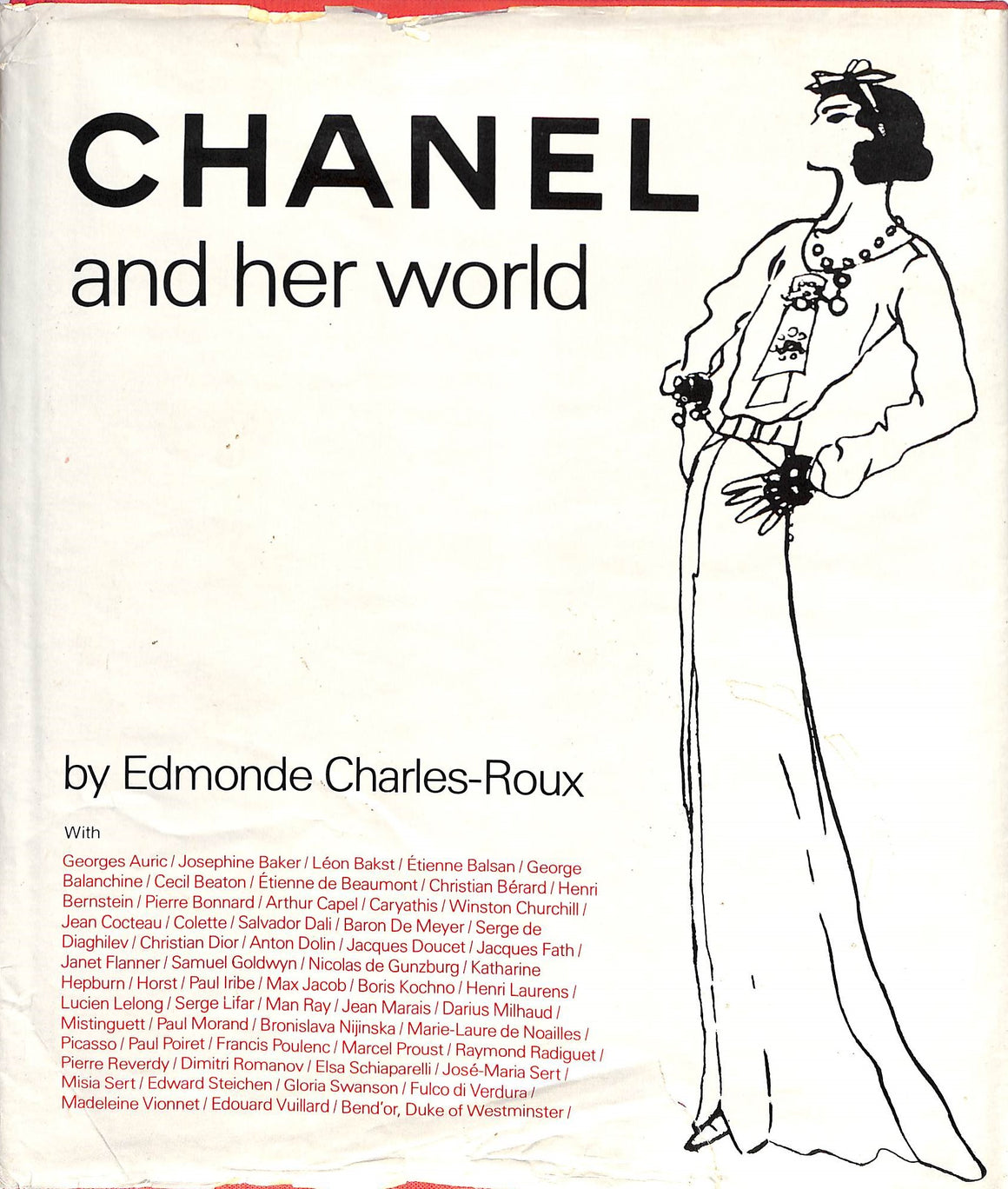 """Chanel and Her World"" 1981 CHARLES-ROUX, Edmonde"