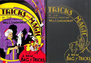 """Tricks and Magic: A New Bag of Tricks"" 1934 LINDHORST, Will L."