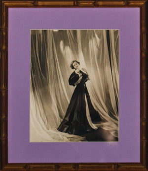 """Mary Taylor"" 1934 BEATON, Cecil (SOLD)"