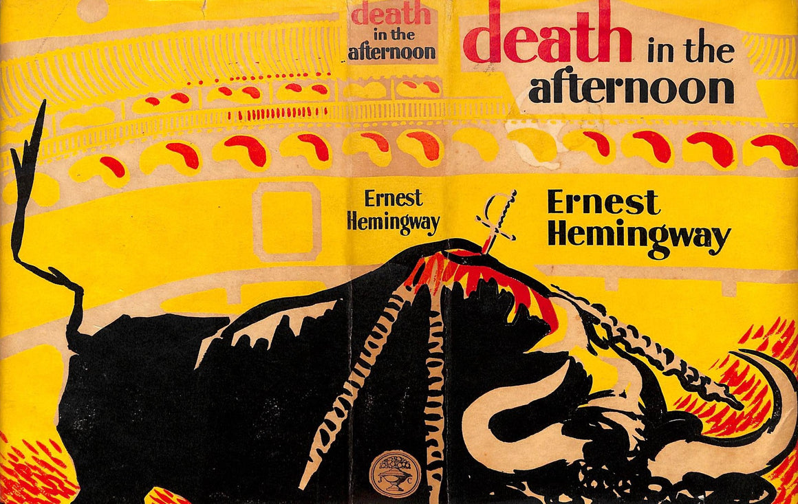 """Death in the Afternoon"" Hemingway, Ernest"